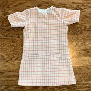 CZ Baby By Carolina Zapf Wool Dress EUC